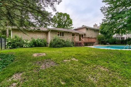 Backyard - 169 Wedgewood Dr, Oakville - Elite3 & Team at 169 Wedgewood Drive, Eastlake, Oakville