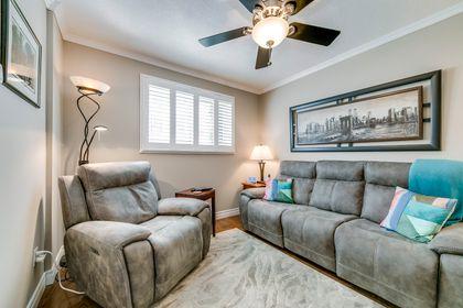 Family Room - 1246 Landfair Cres, Oakville - Elite3 & Team at 1246 Landfair Crescent, Iroquois Ridge South, Oakville