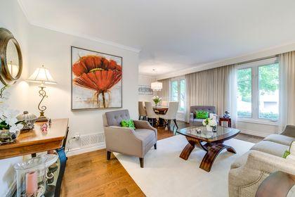 Living Room - 1246 Landfair Cres, Oakville - Elite3 & Team at 1246 Landfair Crescent, Iroquois Ridge South, Oakville