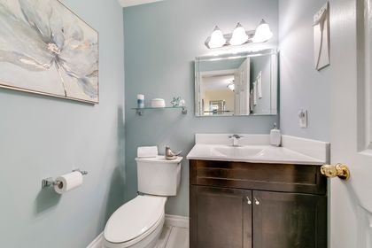 Powder Room - 1246 Landfair Cres, Oakville - Elite3 & Team at 1246 Landfair Crescent, Iroquois Ridge South, Oakville