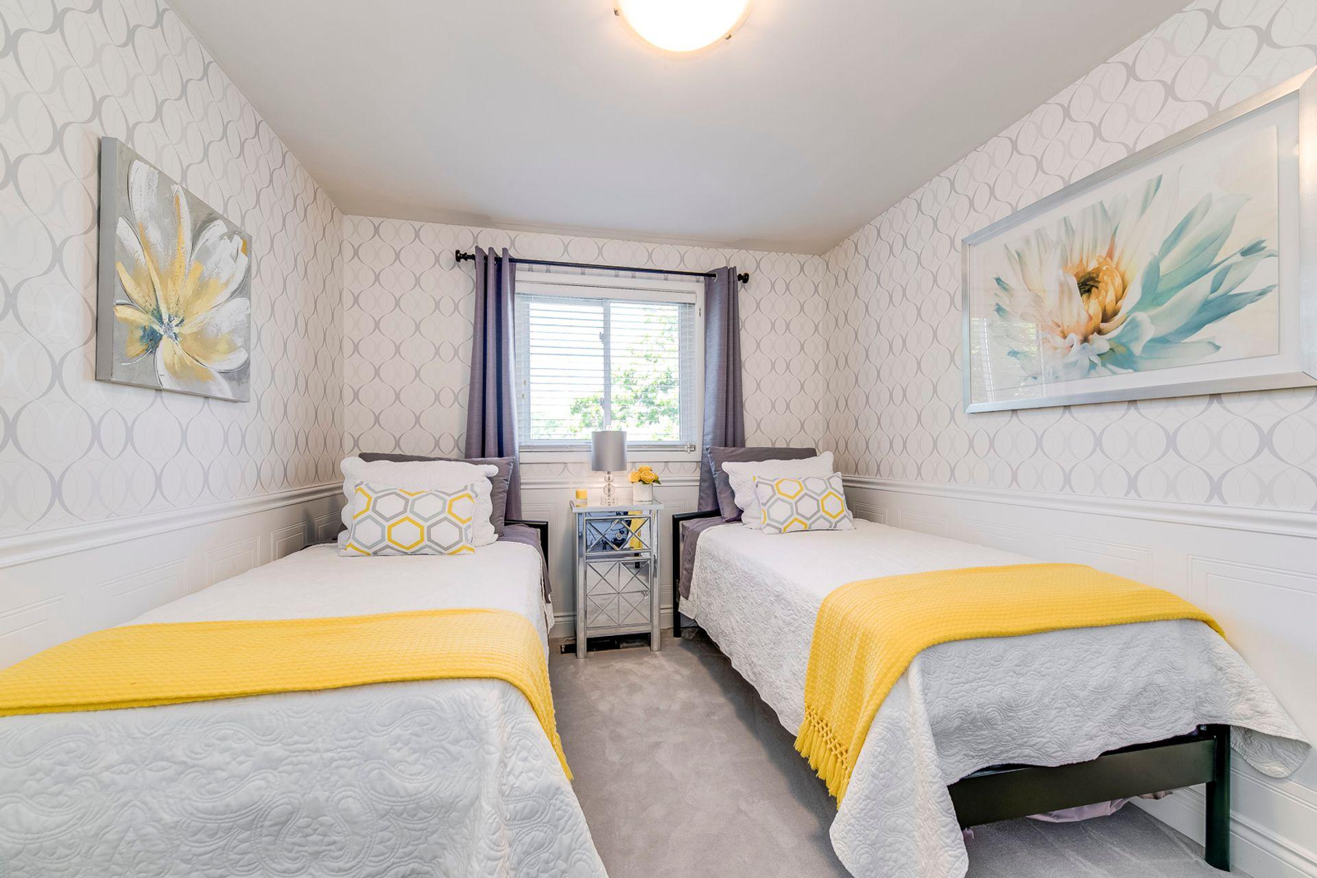 2nd Bedroom - 1246 Landfair Cres, Oakville - Elite3 & Team at 1246 Landfair Crescent, Iroquois Ridge South, Oakville