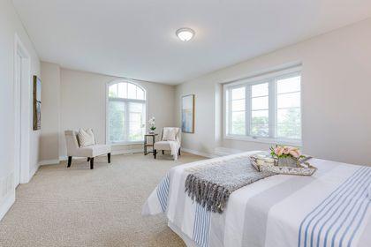 Master Bedroom- 2346 Whistling Springs Cres.- Elite3 & Team at 2346 Whistling Springs Crescent, West Oak Trails, Oakville
