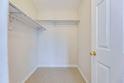 Master Bedroom Closet- 2346 Whistling Springs Cres.- Elite3 & Team at 2346 Whistling Springs Crescent, West Oak Trails, Oakville