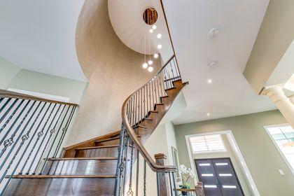 Staircase- 2412 Sylvia Dr. Oakville- Elite3 & Team at 2412 Sylvia Drive, Iroquois Ridge North, Oakville