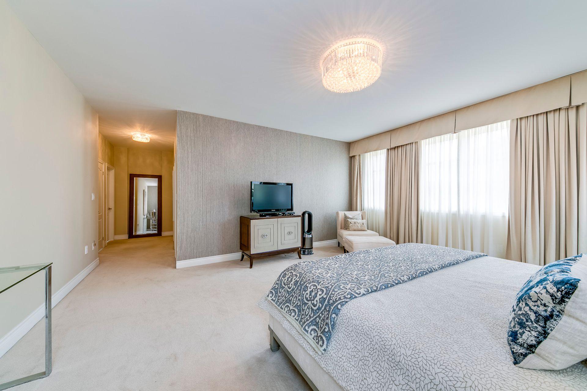 Master Bedroom- 2412 Sylvia Dr. Oakville- Elite3 & Team at 2412 Sylvia Drive, Iroquois Ridge North, Oakville