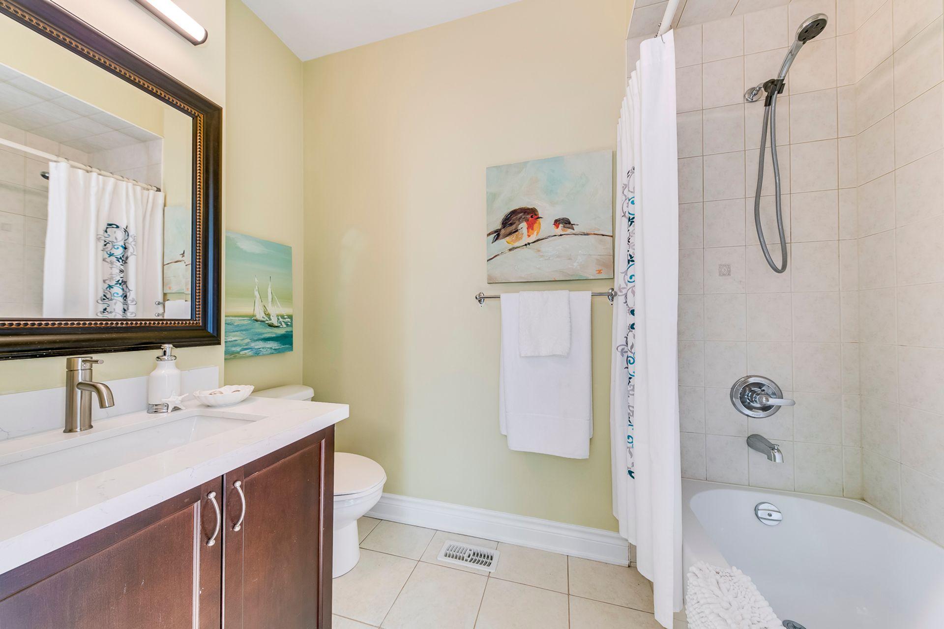 Bathroom- 2412 Sylvia Dr. Oakville- Elite3 & Team at 2412 Sylvia Drive, Iroquois Ridge North, Oakville