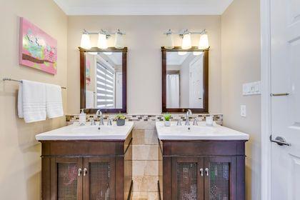 Bathroom- 549 Golden Oak Drive Oakville- Elite3 & Team at 549 Golden Oak Drive, Iroquois Ridge North, Oakville