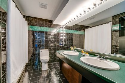 Basement Bathroom- 549 Golden Oak Drive Oakville- Elite3 & Team at 549 Golden Oak Drive, Iroquois Ridge North, Oakville