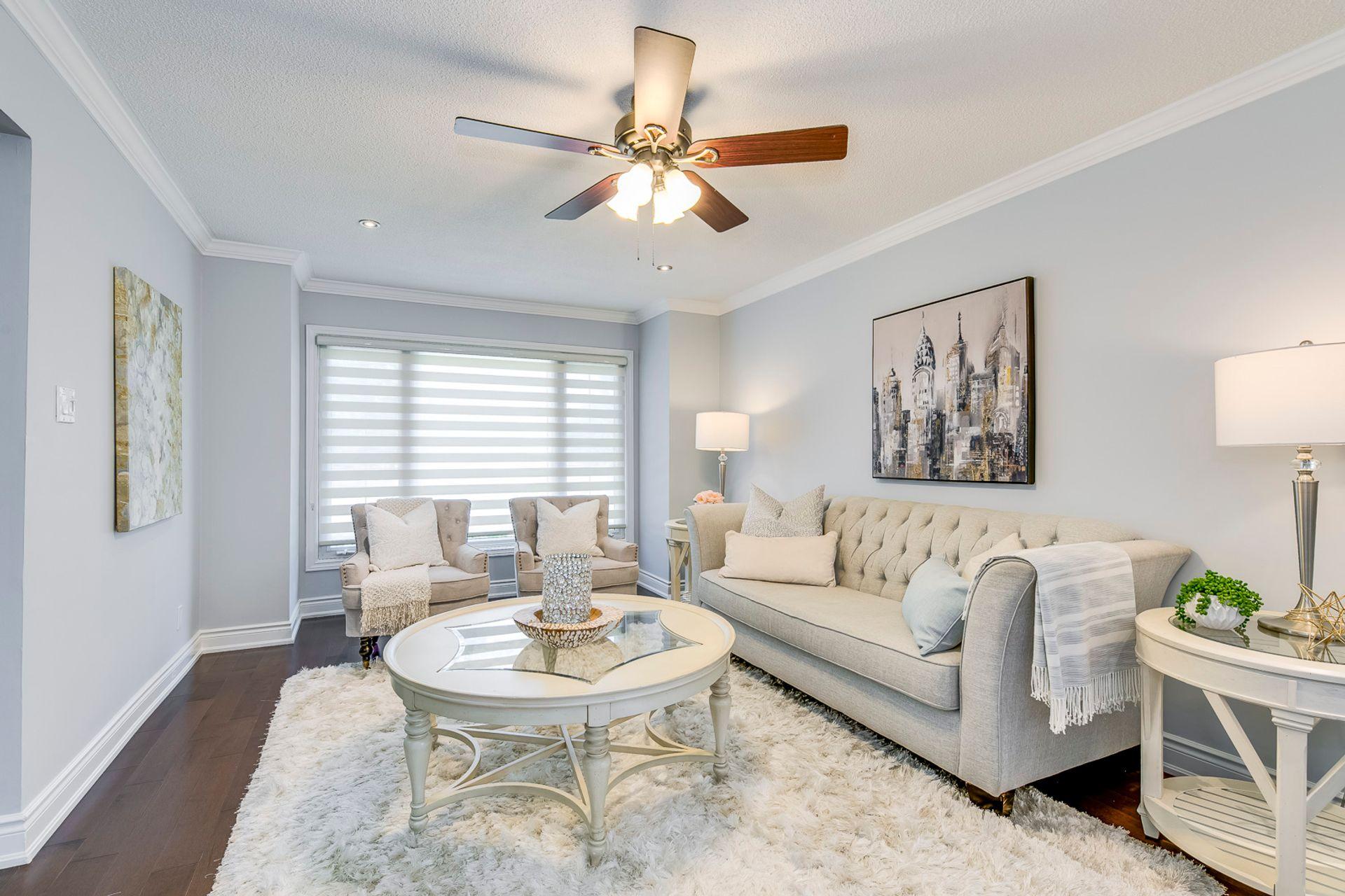 Living Room- 549 Golden Oak Drive Oakville- Elite3 & Team at 549 Golden Oak Drive, Iroquois Ridge North, Oakville