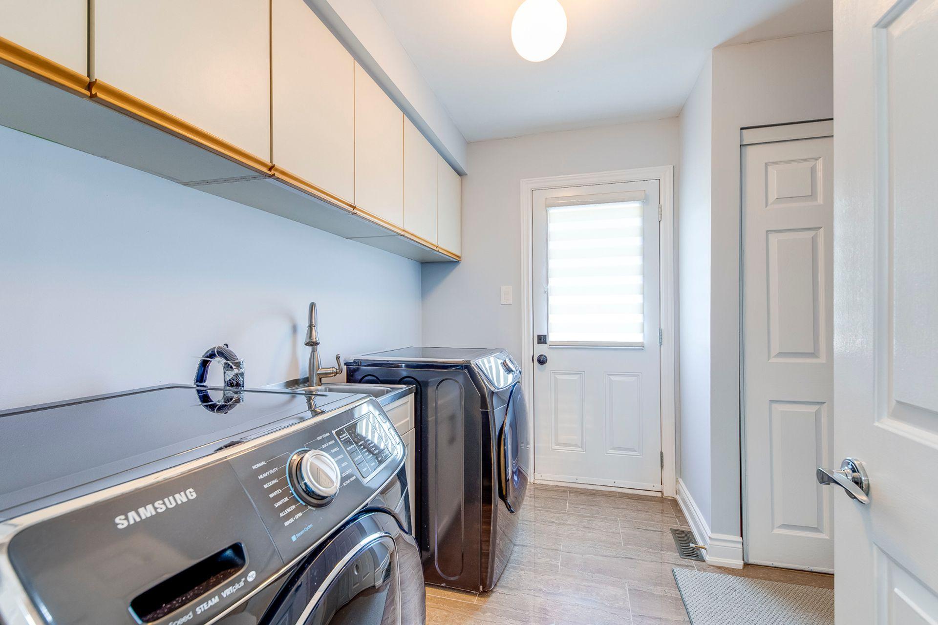 Laundry- 549 Golden Oak Drive Oakville- Elite3 & Team at 549 Golden Oak Drive, Iroquois Ridge North, Oakville