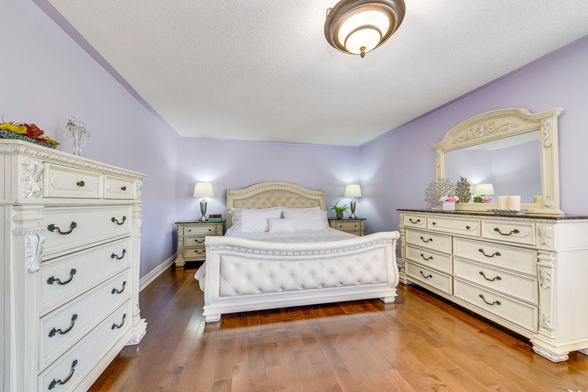 Primary Bedroom- 549 Golden Oak Drive Oakville- Elite3 & Team at 549 Golden Oak Drive, Iroquois Ridge North, Oakville
