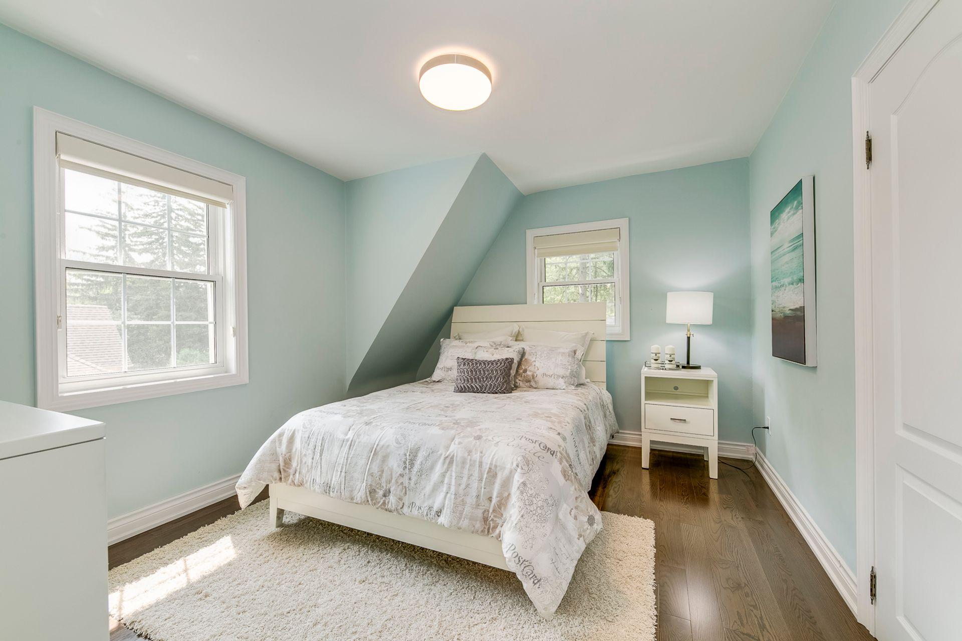 Bedroom- 308 Morrison Rd.- Elite3 & Team at 308 Morrison Road, Eastlake, Oakville