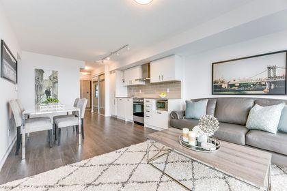 Living Room- #3108-125 Redpath Ave. Toronto- Elite3 & Team at 3108 - 125 Redpath Avenue, Mount Pleasant East, Toronto