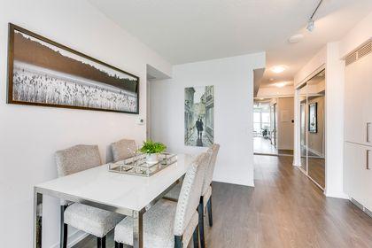 Dining Room- #3108-125 Redpath Ave. Toronto- Elite3 & Team at 3108 - 125 Redpath Avenue, Mount Pleasant East, Toronto