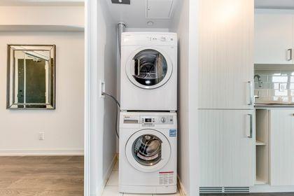 Laundry- #3108-125 Redpath Ave. Toronto- Elite3 & Team at 3108 - 125 Redpath Avenue, Mount Pleasant East, Toronto