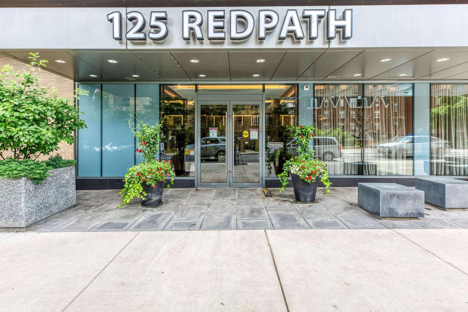 Exterior- #3108-125 Redpath Ave. Toronto- Elite3 & Team at 3108 - 125 Redpath Avenue, Mount Pleasant East, Toronto