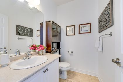Bathroom- 2522 Lyndhurst Dr. Oakville- Elite3 & Team at 2522 Lyndhurst Drive, Iroquois Ridge North, Oakville