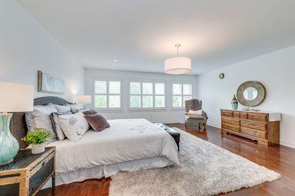 Master Bedroom- 2522 Lyndhurst Dr. Oakville- Elite3 & Team at 2522 Lyndhurst Drive, Iroquois Ridge North, Oakville