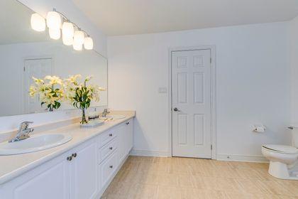 Master Bathroom- 2522 Lyndhurst Dr. Oakville- Elite3 & Team at 2522 Lyndhurst Drive, Iroquois Ridge North, Oakville
