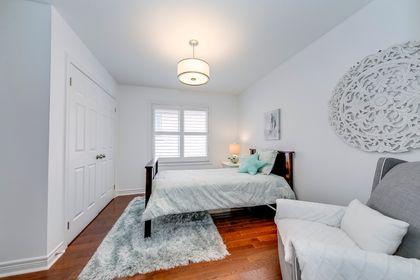 Bedroom- 2522 Lyndhurst Dr. Oakville- Elite3 & Team at 2522 Lyndhurst Drive, Iroquois Ridge North, Oakville