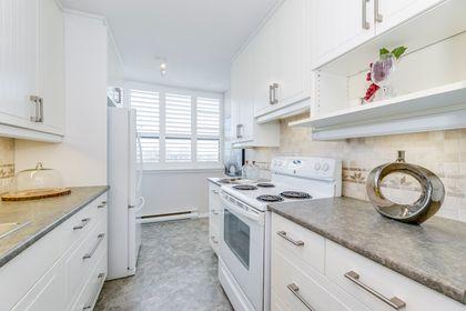 Kitchen- #812- 18 Knightsbridge Rd. Brampton- Elite3 & Team at 812 - 18 Knightsbridge Road, Queen Street Corridor, Brampton