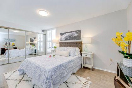 Bedroom- #812- 18 Knightsbridge Rd. Brampton- Elite3 & Team at 812 - 18 Knightsbridge Road, Queen Street Corridor, Brampton