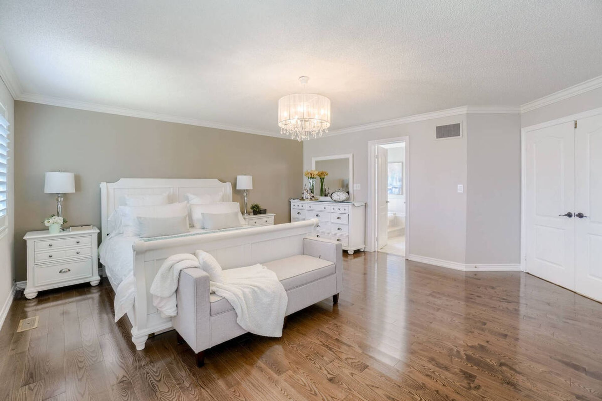Primary Bedroom- 2455 Bon Echo Dr. Oakville- Elite3 & Team at 2455 Bon Echo Drive, Iroquois Ridge North, Oakville