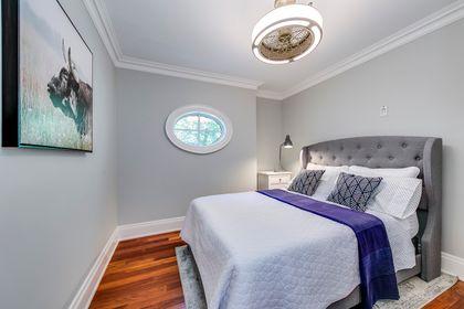 Bedroom- 1531 Narva Rd. Mississauga- Elite3 & Team at 1531 Narva Road, Lorne Park, Mississauga