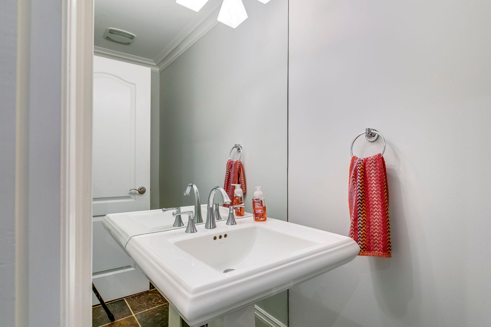 Bathroom- 1531 Narva Rd. Mississauga- Elite3 & Team at 1531 Narva Road, Lorne Park, Mississauga
