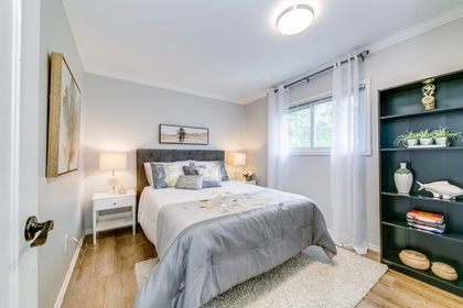 Bedroom- 2185 Highriver Crt. Mississauga- Elite3 & Team at 2185 Highriver Court, Sheridan, Mississauga