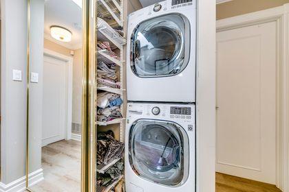 Laundry- 2185 Highriver Crt. Mississauga- Elite3 & Team at 2185 Highriver Court, Sheridan, Mississauga