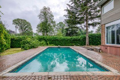 Pool- 2185 Highriver Crt. Mississauga- Elite3 & Team at 2185 Highriver Court, Sheridan, Mississauga