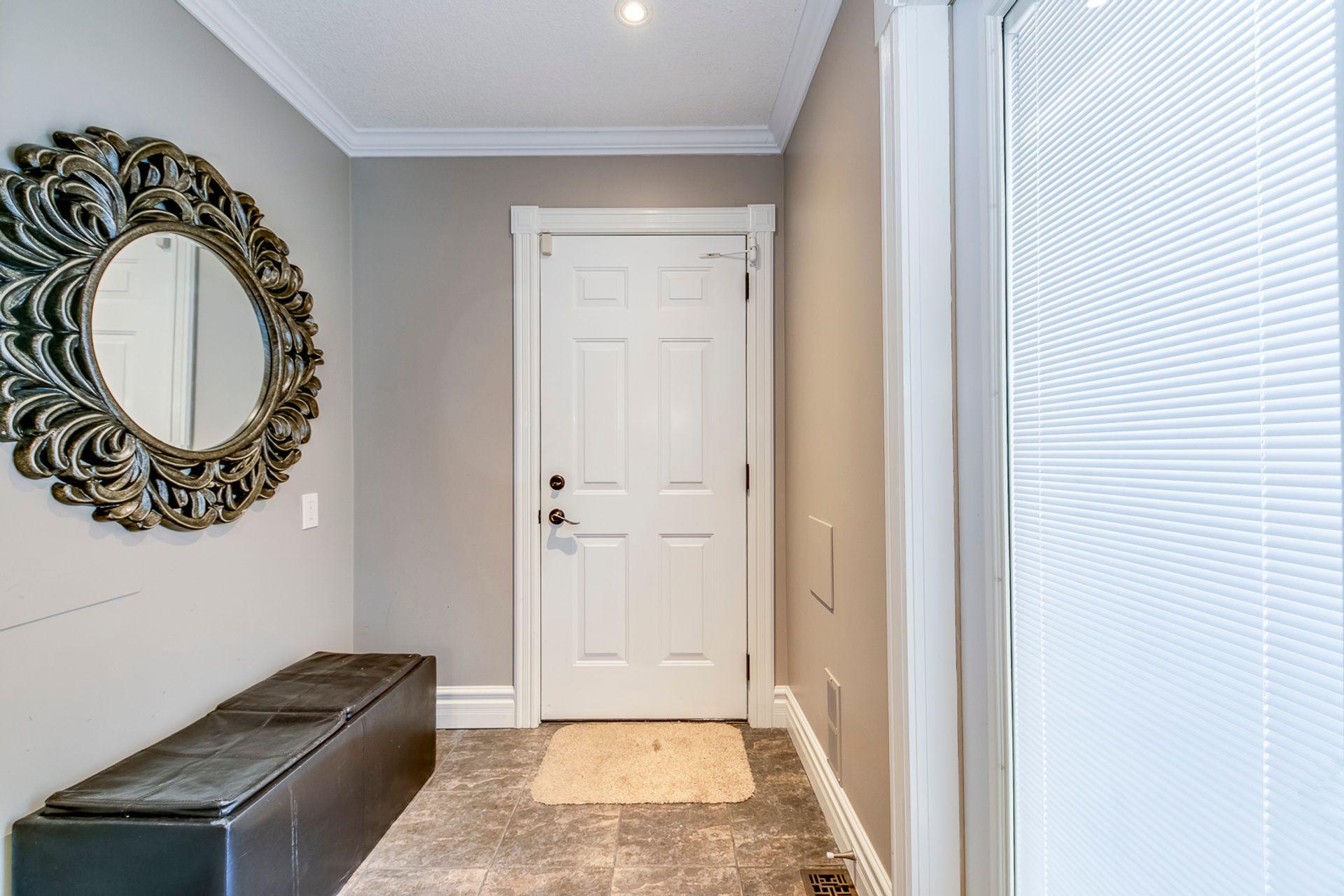 Mud Room- 2185 Highriver Crt. Mississauga- Elite3 & Team at 2185 Highriver Court, Sheridan, Mississauga