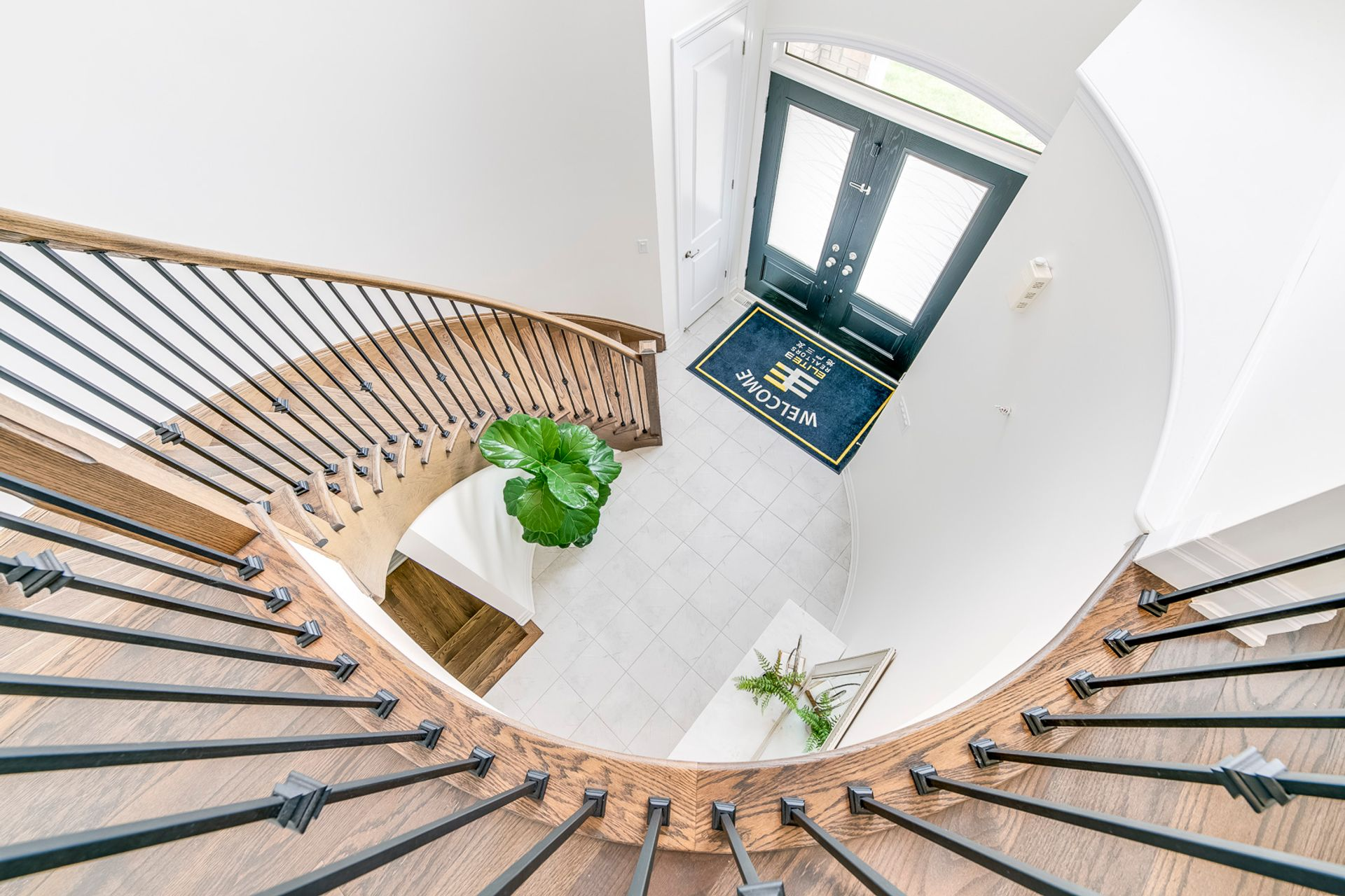 Staircase- 157 Fowley Dr.- Elite3 & Team at 157 Fowley Drive, Rural Oakville, Oakville
