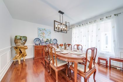 Dining Room - 12 Equestrian Court, North York - Elite3 & Team at 12 Equestrian Court, Bayview Woods-Steeles, Toronto