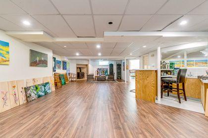 Recreation Room - 12 Equestrian Court, North York - Elite3 & Team at 12 Equestrian Court, Bayview Woods-Steeles, Toronto