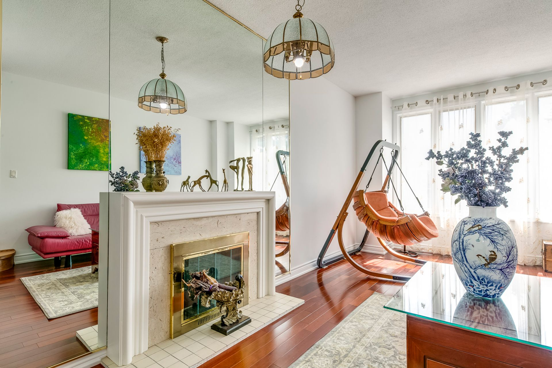 Living Room - 12 Equestrian Court, North York - Elite3 & Team at 12 Equestrian Court, Bayview Woods-Steeles, Toronto