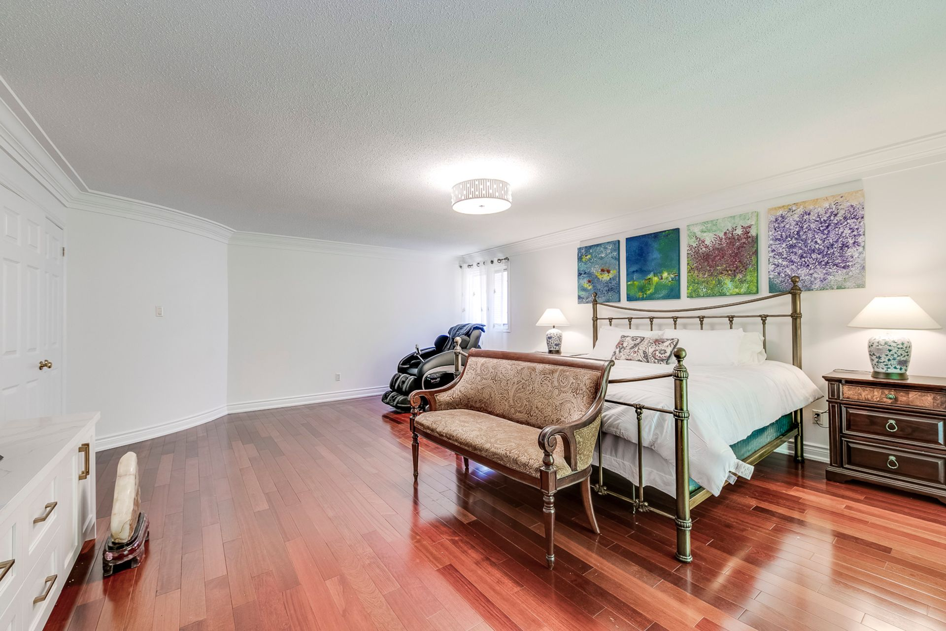 Primary Bedroom - 12 Equestrian Court, North York - Elite3 & Team at 12 Equestrian Court, Bayview Woods-Steeles, Toronto