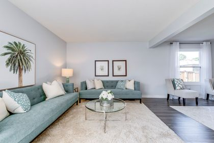 Living Room - 6278 Lavery Crt, Mississauga - Elite3 & Team at 6278 Lavery Court, Meadowvale, Mississauga
