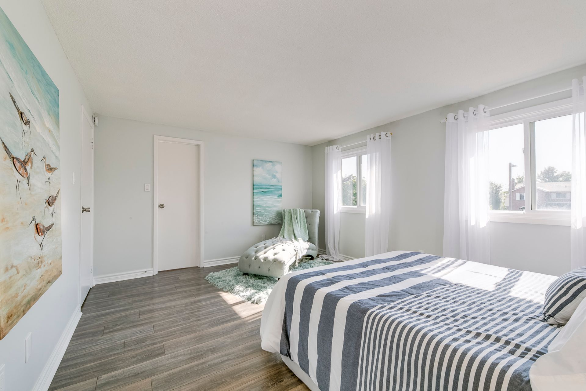 Primary Bedroom - 6278 Lavery Crt, Mississauga - Elite3 & Team at 6278 Lavery Court, Meadowvale, Mississauga