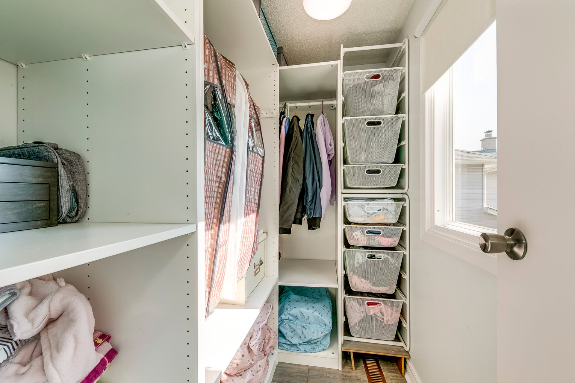 Primary Bedroom Closet - 6278 Lavery Crt, Mississauga - Elite3 & Team at 6278 Lavery Court, Meadowvale, Mississauga