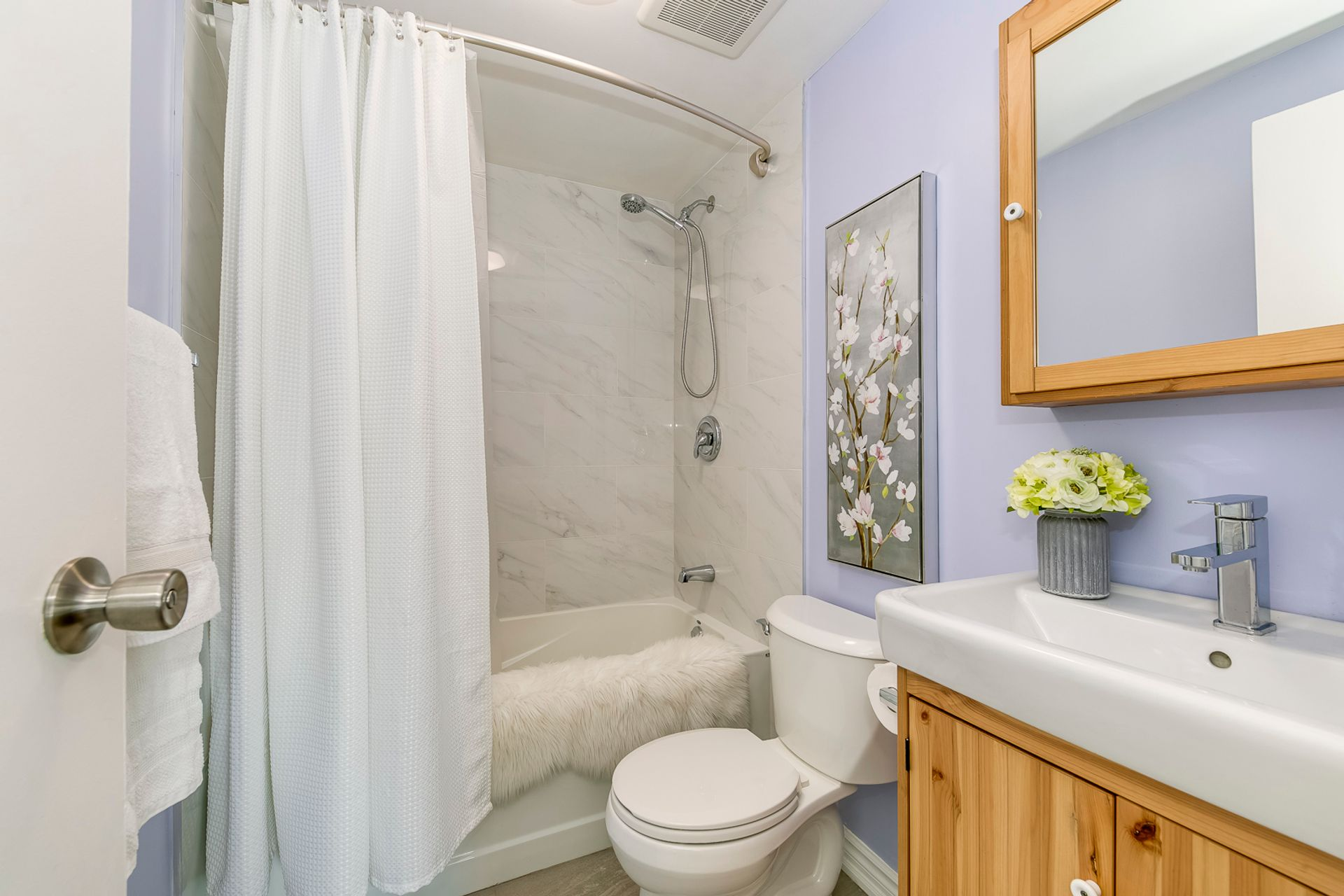 Primary Ensuite - 6278 Lavery Crt, Mississauga - Elite3 & Team at 6278 Lavery Court, Meadowvale, Mississauga