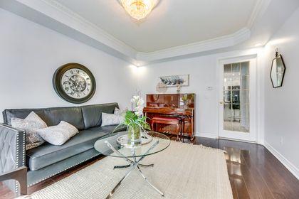 Living Room - 200 Lexington Rd, Oakville - Elite3 & Team at 200 Lexington Road, River Oaks, Oakville