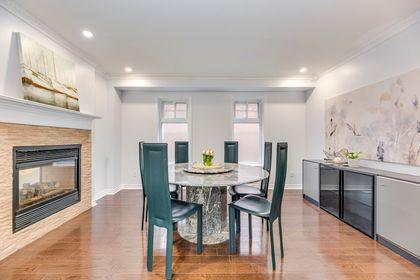 Dining Room - 200 Lexington Rd, Oakville - Elite3 & Team at 200 Lexington Road, River Oaks, Oakville
