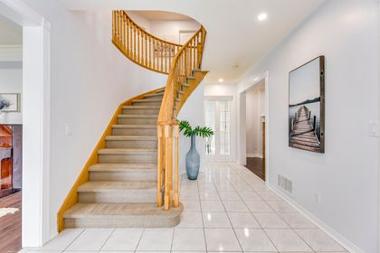 Stairs - 200 Lexington Rd, Oakville - Elite3 & Team at 200 Lexington Road, River Oaks, Oakville