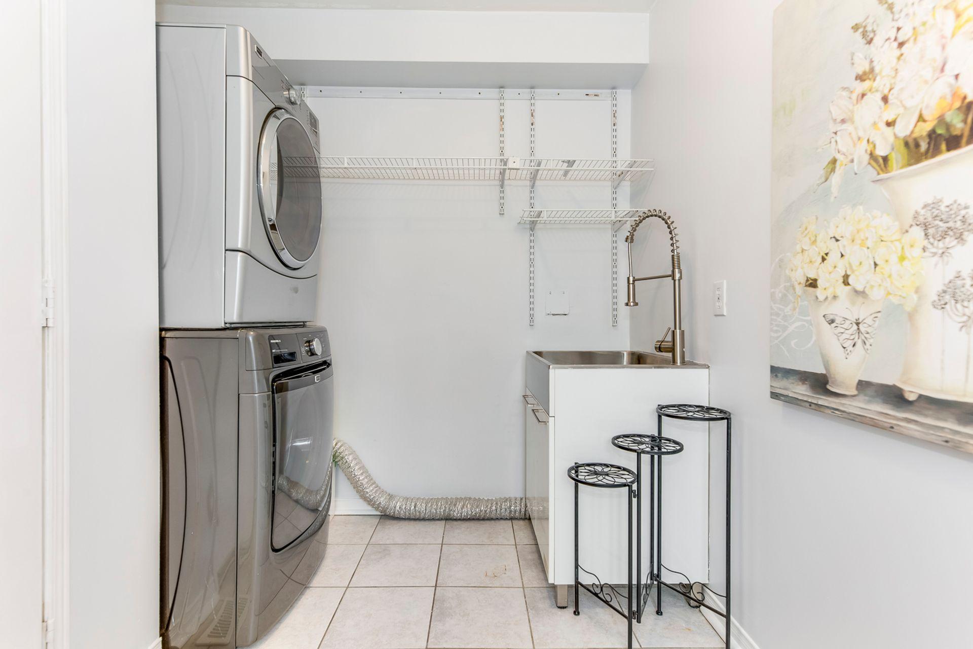 Laundry Room - 200 Lexington Rd, Oakville - Elite3 & Team at 200 Lexington Road, River Oaks, Oakville