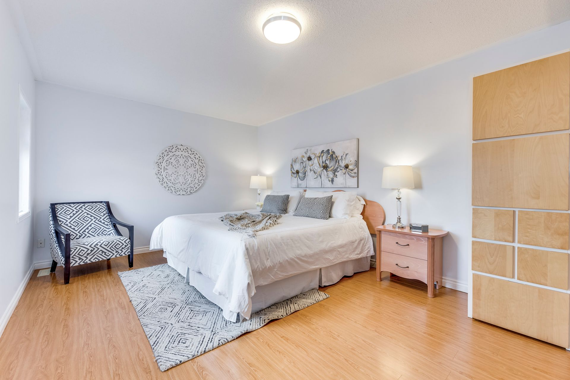 Primary Bedroom - 200 Lexington Rd, Oakville - Elite3 & Team at 200 Lexington Road, River Oaks, Oakville
