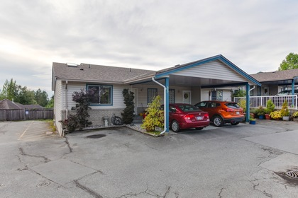 100 at 23 - 11464 Fisher Street, East Central, Maple Ridge
