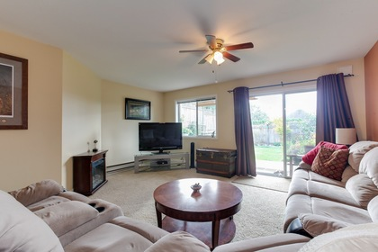 111 at 23 - 11464 Fisher Street, East Central, Maple Ridge