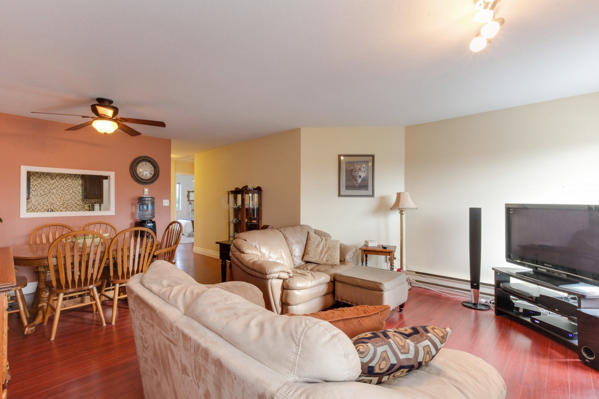 104 at 23 - 11464 Fisher Street, East Central, Maple Ridge